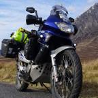 The Transalp up Glen Coe